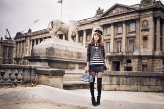 miss pandora shirt jacket skirt shoes bag
