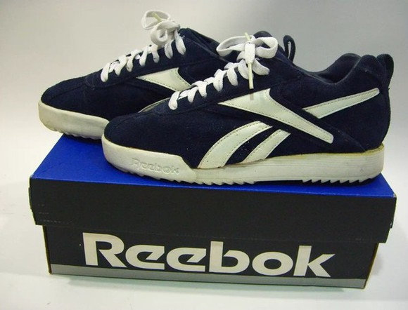 shoes Reebok vintage 80s style