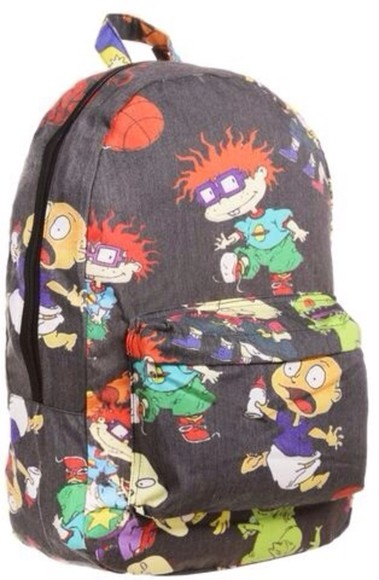 bag backpack rugrats