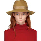 fedora,brown,hat