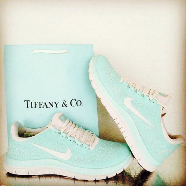 shoes nike tiffanys