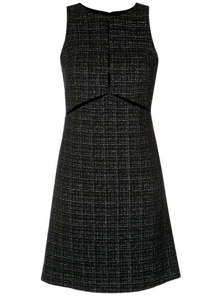 Nk dress shift dress women cotton black