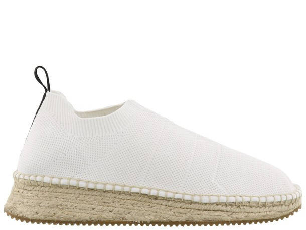 Alexander Wang espadrilles white shoes