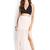 M-Slit Sheer Maxi Skirt | FOREVER21 - 2000088643