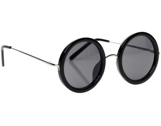 sunglasses round river island