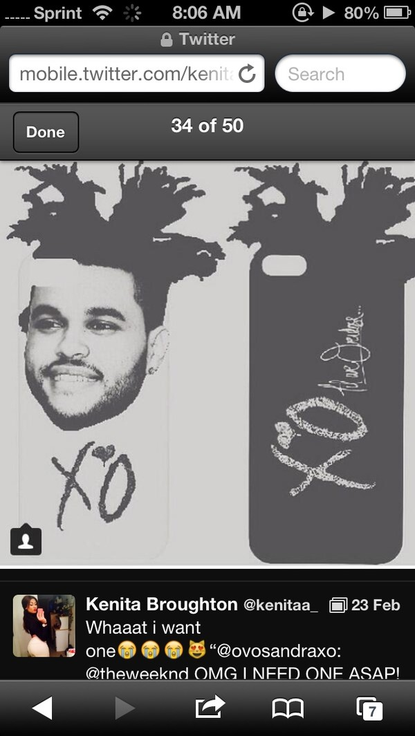 jewels xo the weeknd iphone case iphone 5 case hair accessory