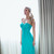 WEB EXCLUSIVE: Lucky You Bridesmaid Dress in Teal | Entourage Clothing & Gifts