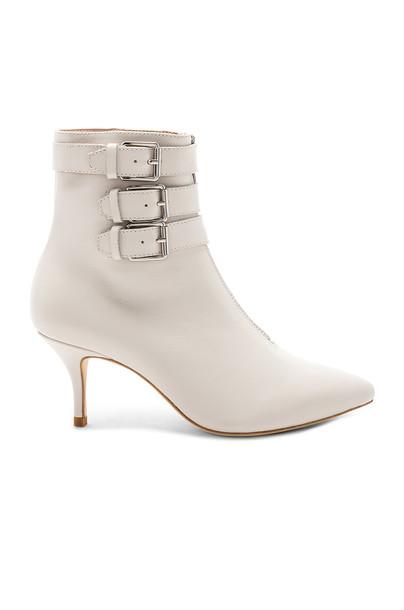 RAYE cream shoes