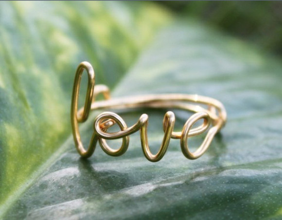 jewels ring love ring