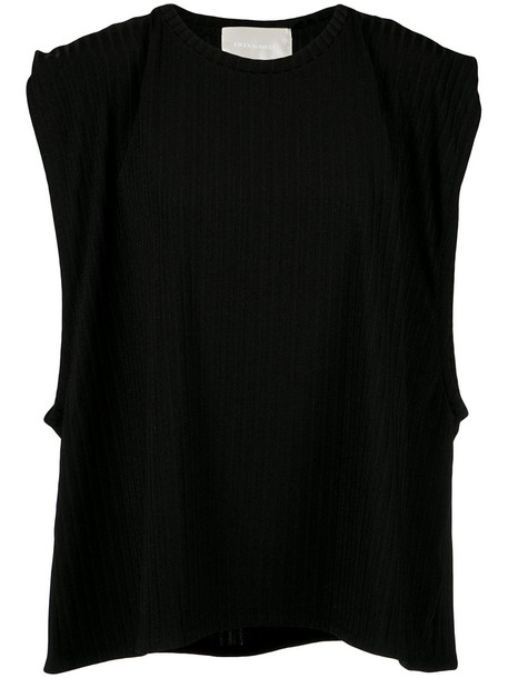 Lilly Sarti blouse women spandex fit top