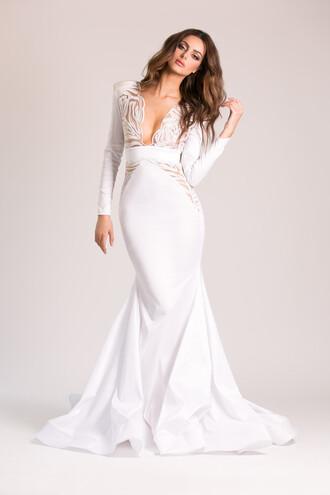 dress white dress elegant elegant dress white