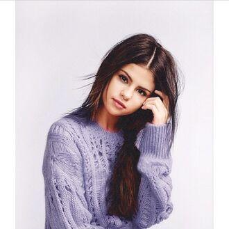 sweater selena gomez selena purple hoodie