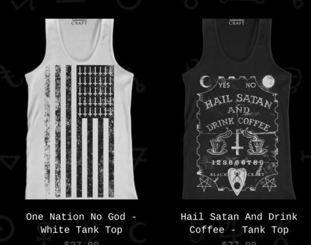 shirt black craft cult