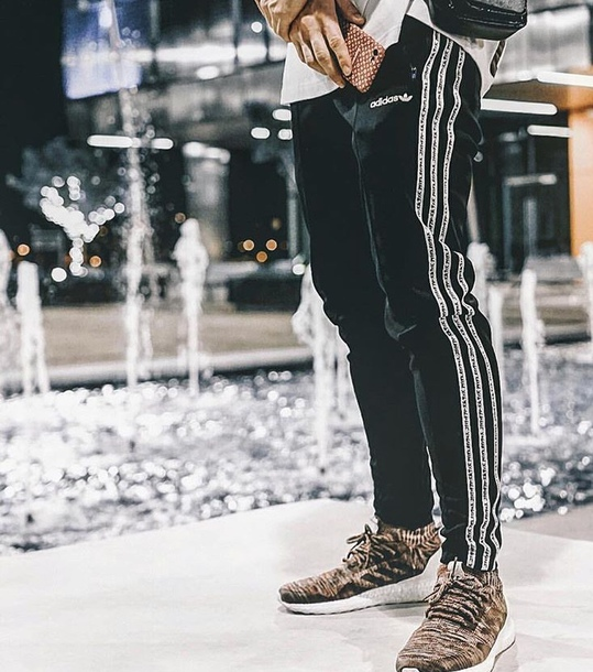 pants adidas originals adidas track pants style menswear streetstyle streetwear