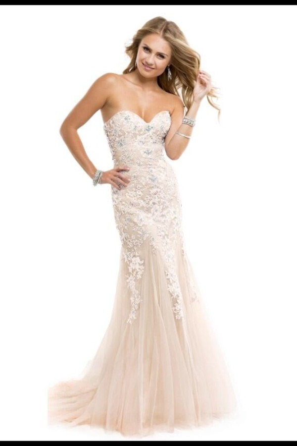 dress prom dress mermaid prom dress champaign