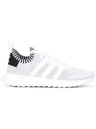 women sneakers white cotton shoes