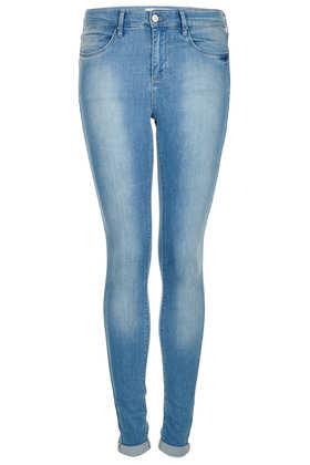 MOTO Bleach Leigh Skinny Jeans - Topshop