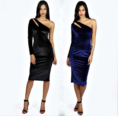 Jasmine one shoulder cut out dress · fashion struck · online store powered by storenvy