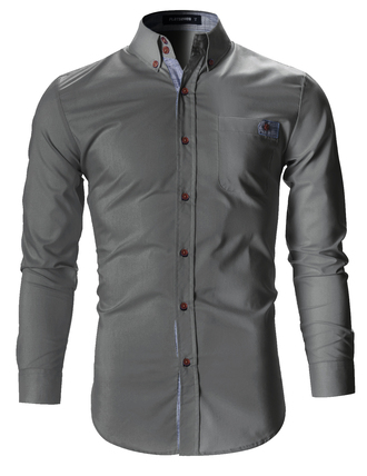 shirt grey grey shirt menwear menswear