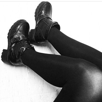 shoes black boots boots primark lookingforit chunky boots chunkyboots spring fall outfits croc heel boots heeled ankle boots ankleboots