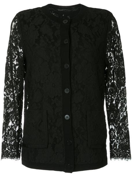 Onefifteen cardigan cardigan women lace black sweater