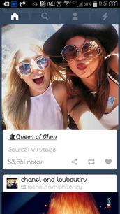 sunglasses,round sunglasses,vintage,mirrored sunglasses