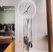 jewels,clock,feathers,branch,branches,tree,neon light,wall clock