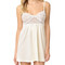 Only hearts so fine baby doll chemise - creme