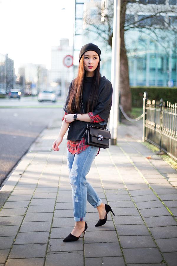 tlnique jeans shirt bag t-shirt jewels