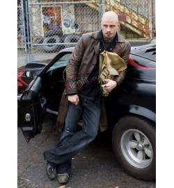 Death sentence billy darley (garrett hedlund) trench coat