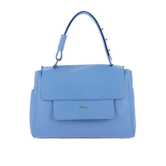 women bag handbag shoulder bag blue sky blue