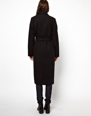 Cheap Monday | Cheap Monday Collar Coat at ASOS