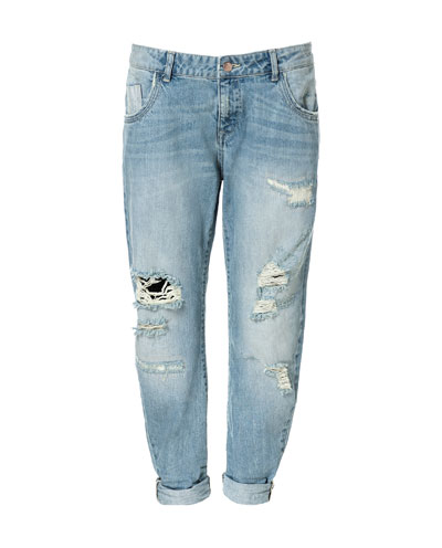 BOYFRIEND JEANS - Jeans - Woman - New collection | ZARA United States