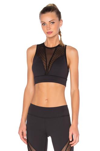 bra mesh bra mesh black underwear