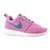 Nike Roshe Run - Women's - Running - Shoes - Red Violet/Wolf Grey/White/Green Abyss