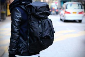 bag black backpack black bag travel bag camping