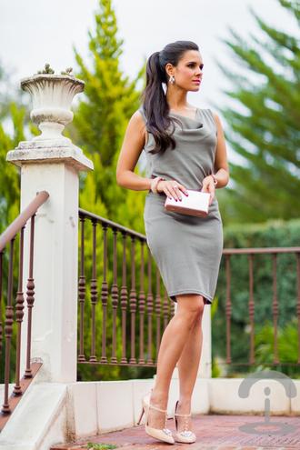 crimenes de la moda blogger jewels bag backless dress classy earrings