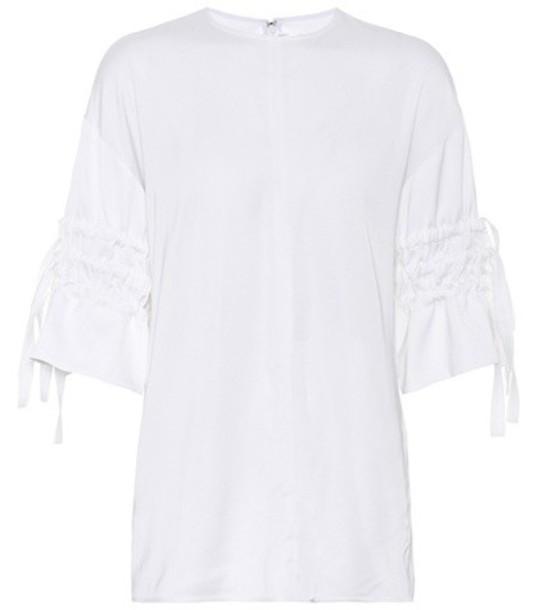 Victoria Victoria Beckham shirt white top