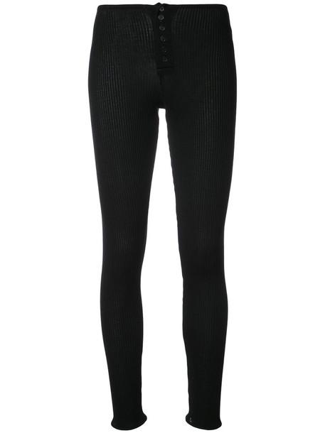 Faith Connexion women fit cotton black pants
