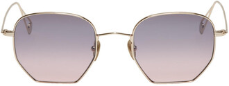 sunglasses gold liberty