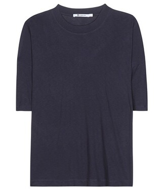 t-shirt shirt blue top
