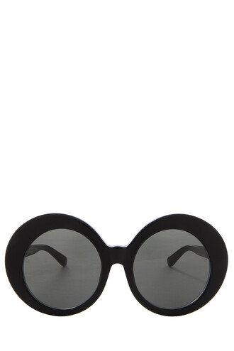 sunglasses round sunglasses black