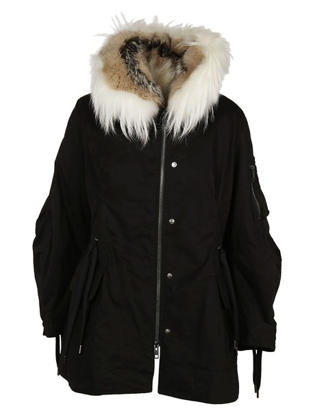 Ermanno Scervino jacket zip black