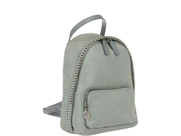 mini bag light grey