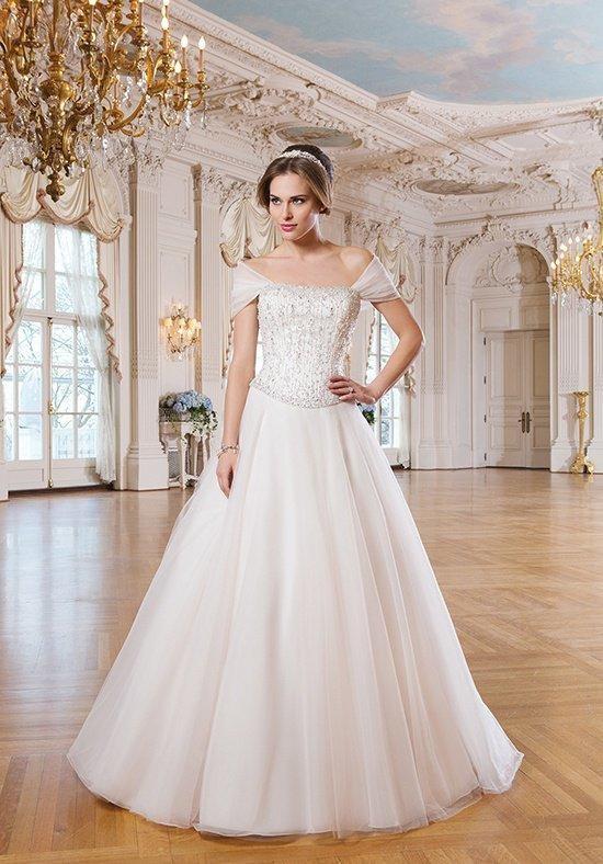a9b0fec1236 Lillian West 6357 Wedding Dress - The Knot - Formal Bridesmaid ...