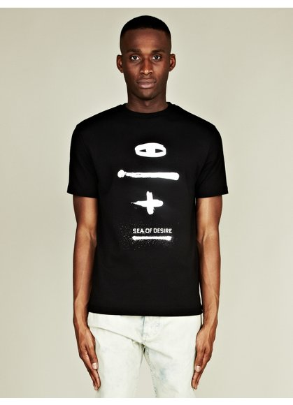 Raf Simons Men's Sea Of Desire T-Shirt | oki-ni