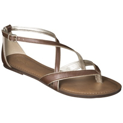 Women's Merona® Emily Sandals - Assorted Colors : Target