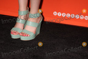 shoes,wedges,sea foam green