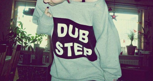 dubstep jumper sweater rock