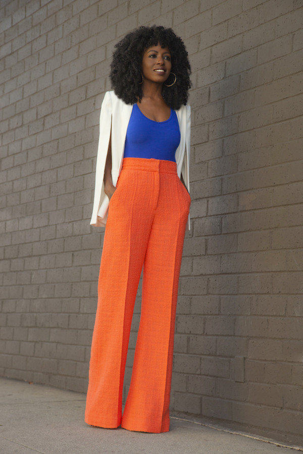 Wide Leg Pants High Waisted